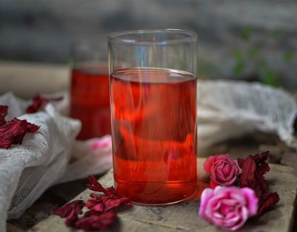 Pahari Burans Flower Juice
